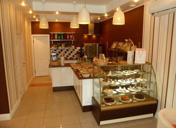 Кафе-пекарня на Юго-Западе Петербурга