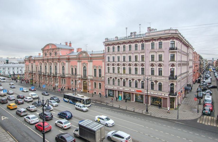 Мини-отель в центре города на 7 номеров с высоким рейтингом