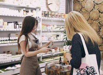Сеть из 6 магазинов косметики + оптовые поставки