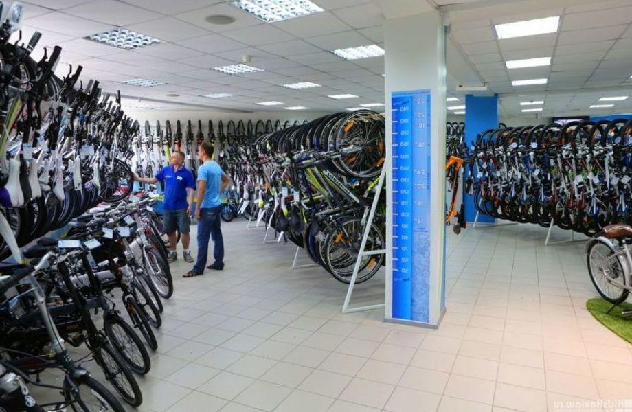 Магазин велосипедов с подтвержденной прибылью