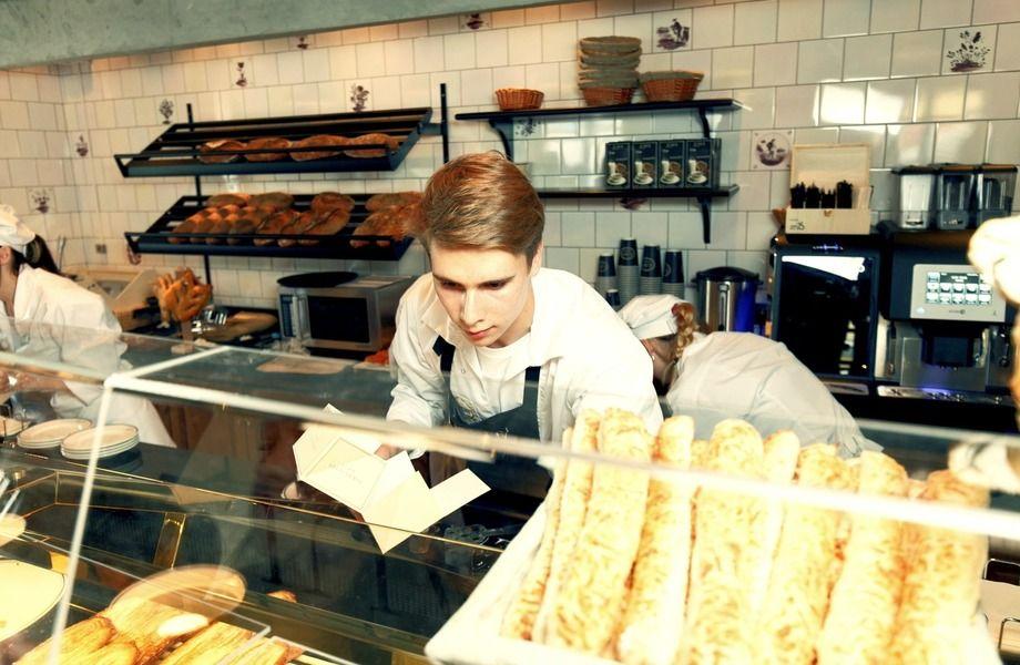 Пекарня в Калининском районе с подтвержденным доходом