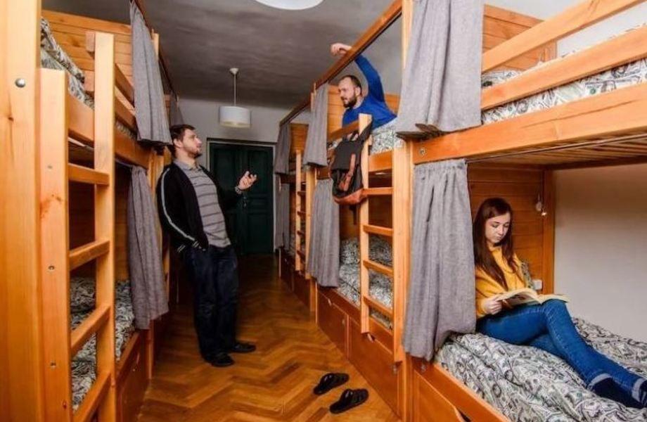 Мини-отель в нежилом фонде/Букинг - 9.2