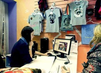 Студия печати на одежде