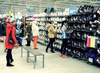 Магазин спортивных товаров с высокой прибыльностью
