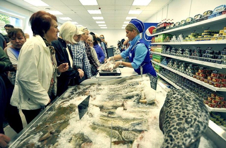 Рыбный магазин у метро с подтвержденной прибылью