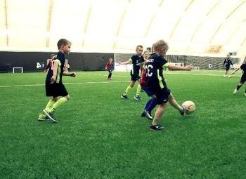 Детская футбольная школа по международной франшизе