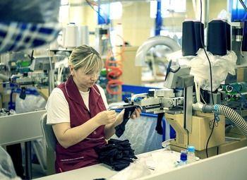 Текстильное производство с доходом 940.000