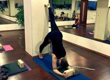 Йога студия в центре города