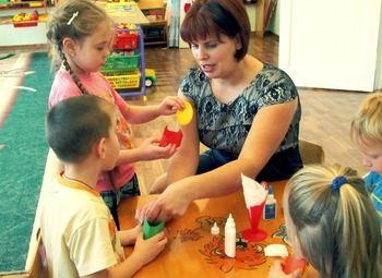 Развивающий детский сад с опытными педагогами
