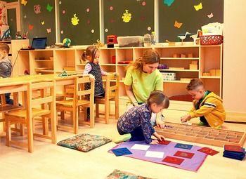 Сеть детских центров/доход 300.000