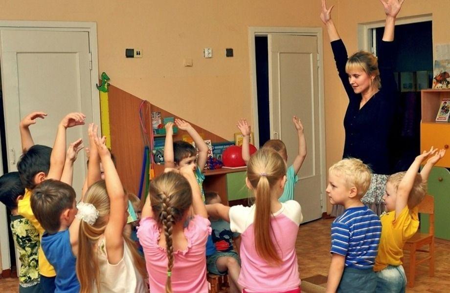 Детский сад в элитном районе с опытным персоналом