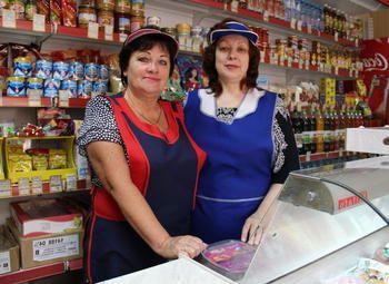 Продовольственный отдел (кондитерские изделия, молочка,колбасы и т.д.)