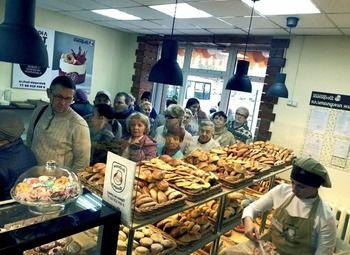 Булочная пекарня без конкуренции и с базой