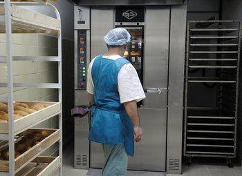 Пекарня полного цикла в Петроградском районе