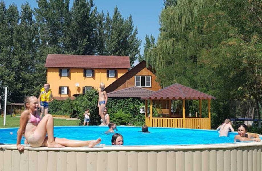 База отдыха в Выборгском районе