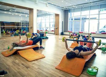 Фитнес - студия рядом с метро