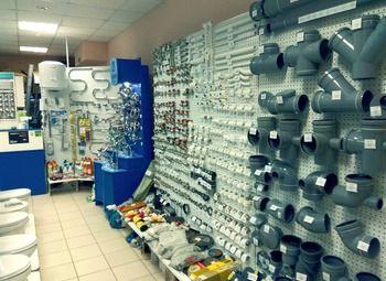 Сеть магазинов сантехники и строительных материалов