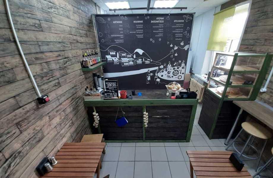 Пекарня с полным циклом у метро Ладожская