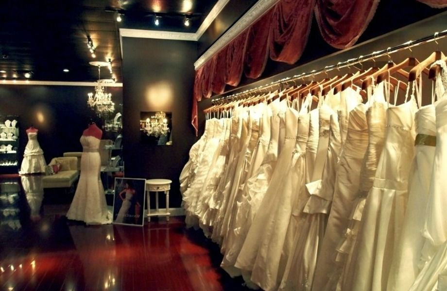 Свадебный эксклюзивный шоурум