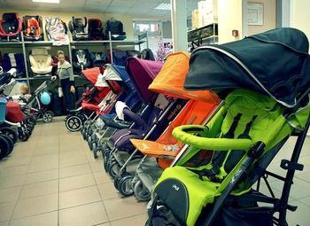 Магазин колясок высокомаржинальный по  франшизе