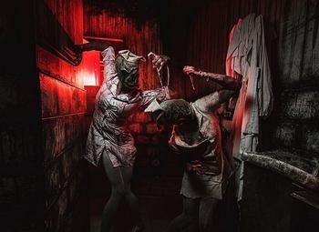 Квест ужасов в центре города