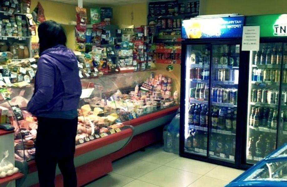 Продуктовый магазин в развивающемся районе по привлекательной цене