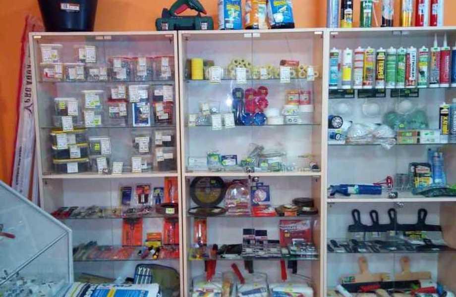 Магазин строительных товаров в Сертолово