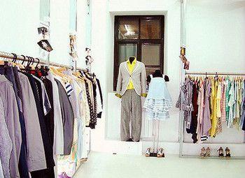 Магазин - шоурум женской одежды