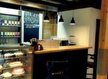 Кофейня-мороженица в самом центре ТРЦ
