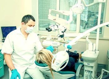 Стоматологическая клиника в Ленинградской области