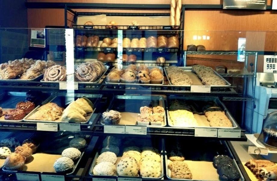 Кофейня/пекарня неполного цикла.