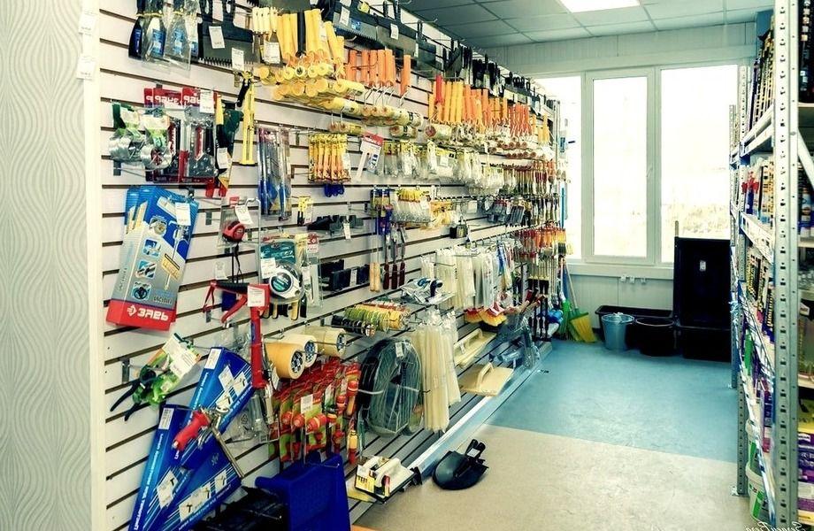 Строительный магазин с интернет-магазином