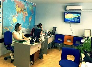 Туристическое агенство на Василеостровской