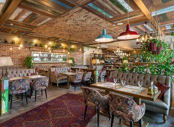 Ресторан Грузинкой кухни