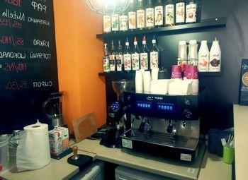 Кофейня и кофе с собой