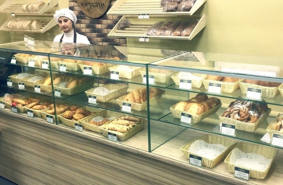 Кафе - Пекарня полного цикла в БЦ