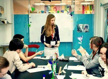 Языковая школа с подготовительными курсами