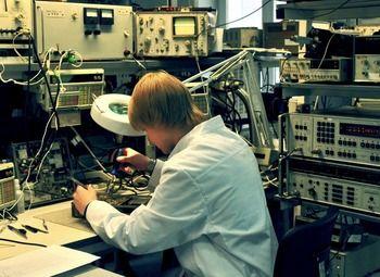 Производство радиоэлектроники с доходом 7.500.000