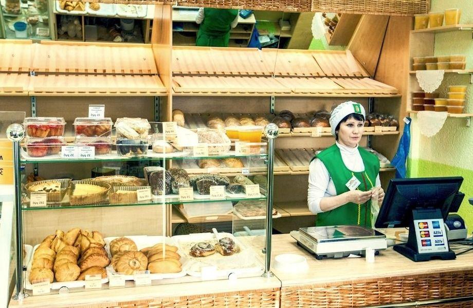 Пекарня неполного цикла в московском районе