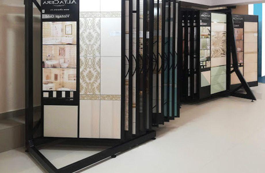 Салон керамической плитки с доходом 150.000