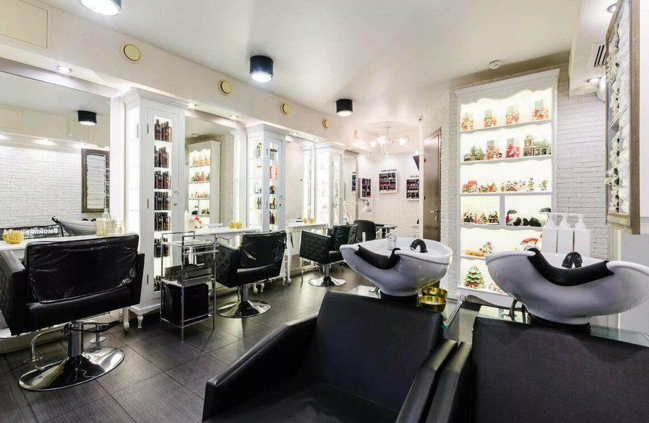 Салон красоты с дизайнерским ремонтом и отличной локацией