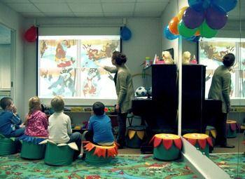 Детский центр развития и творчества