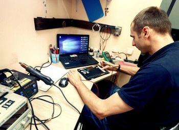 Сервисный центр по ремонту мобильных телефонов и бытовой техники
