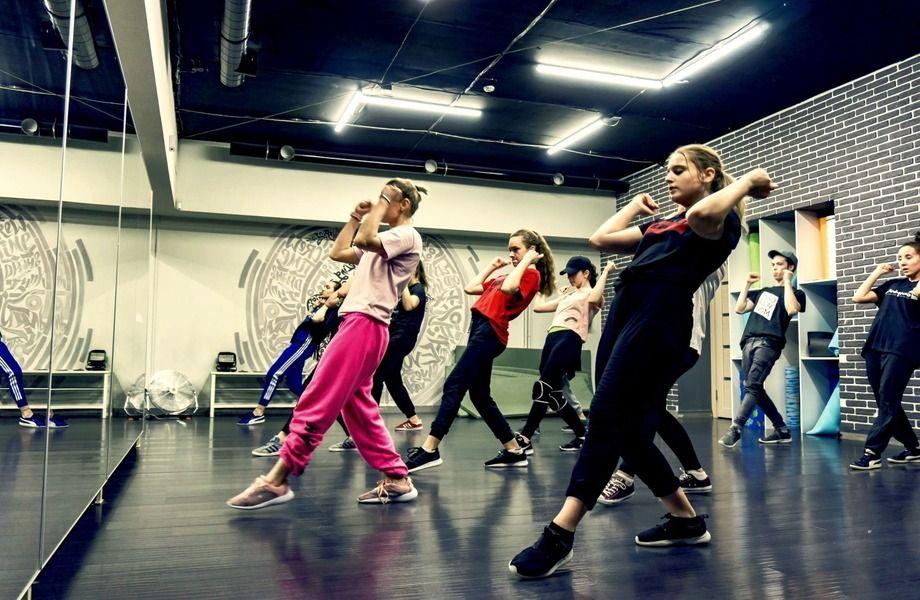 Школа современных танцев