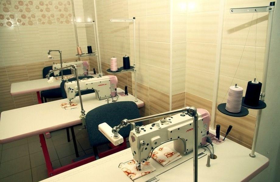 Швейная мастерская по отшиву коммерческих и частных заказов