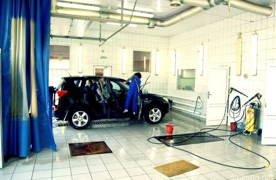 Автомойка в Петергофе с доходом 150.000