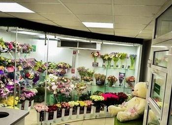 Цветочный салон с быстрой окупаемостью