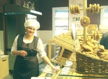 Пекарня в ЖК на севере города
