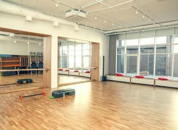 Фитнес студия в спальном районе