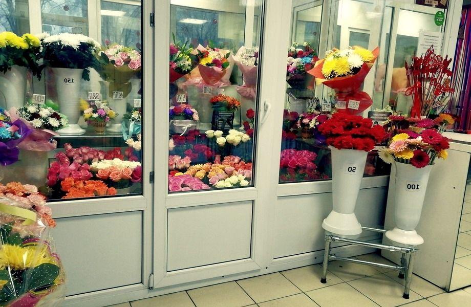 Салон цветов в ТЦ / С подтвержденной прибылью